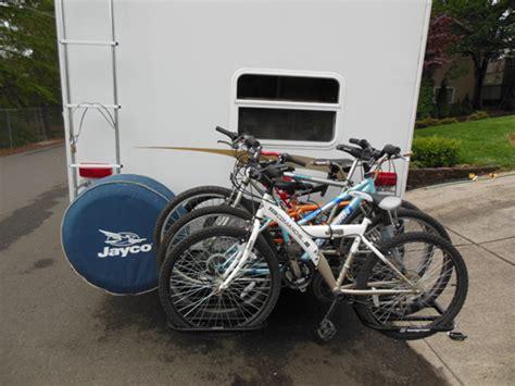 Bumper Bike Rack by Swagman Bike Rackweerv