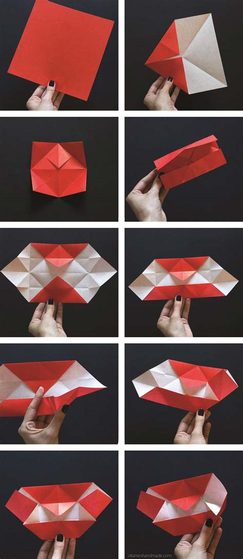 How To Make Vire Teeth Out Of Paper - 40 best diy origami projects to keep your entertained