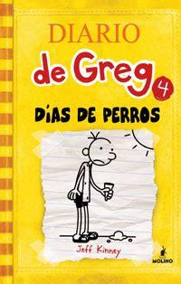 libro diario de greg 8 dame libros diario de greg 4 d 237 as de perros