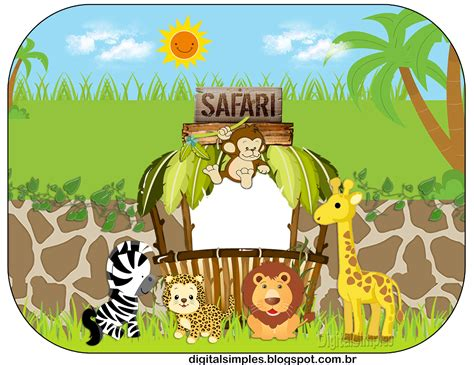 Safitri Syari safari babies free printable bar labels oh my baby