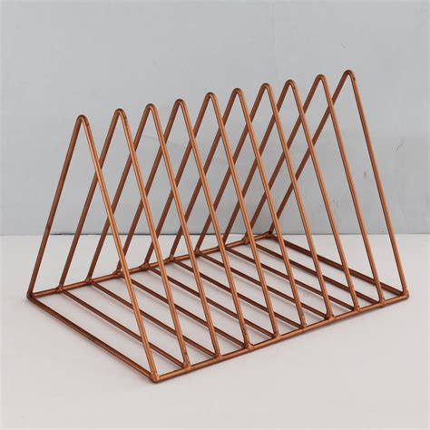 Kitchen Rack Designs copper or brass plate rack by posh totty designs interiors