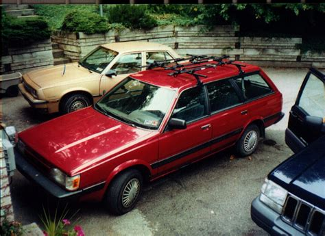 subaru loyale 1990 1990 subaru loyale overview cargurus