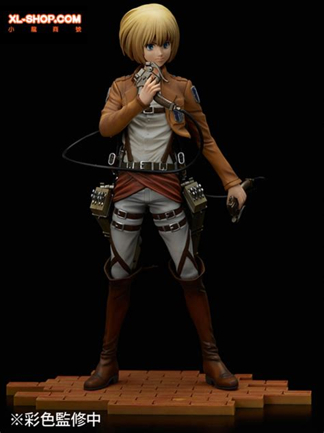 Armin Brave Act By Sentinel Attack On Titan sentinel 1 8 pvc figure brave act attack on titan
