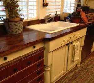 Kitchen Base Cabinets With Legs Cabinets Made Using Old Dresser And Adding Legs To The