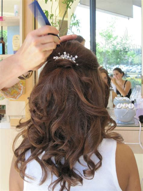 hairstyles with half up and half half up half wedding hairstyles beautiful hairstyles
