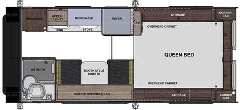 slide in cer floor plans 100 slide in cer floor plans colors lance 1172 truck