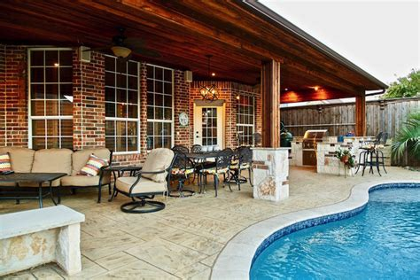 outdoor kitchen designs dallas shade arbors patio covers pergolas in dallas tx