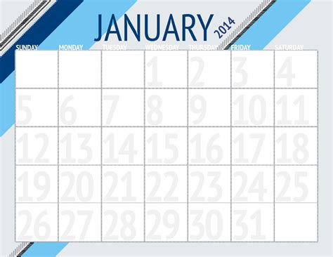 2014 monthly calendars to print calendar template 2016