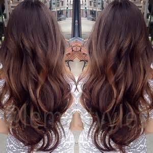 brown hair with highlights diy awesome balayage hairstyles