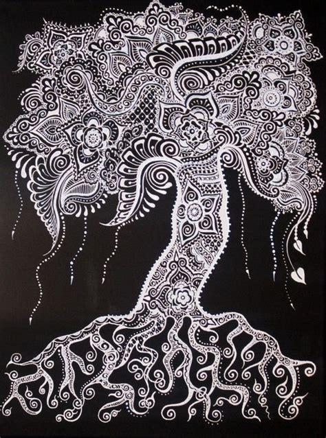 henna tattoo wall art behennaed tree of i henna