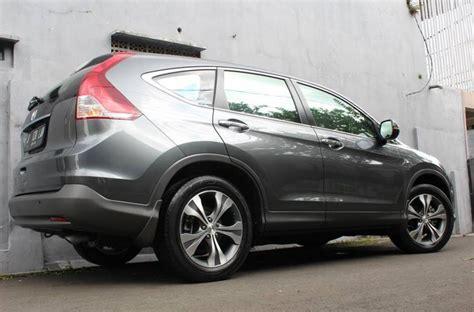 Jual Honda Crv 2 cr v honda crv 2 4 matic 2013 mobilbekas
