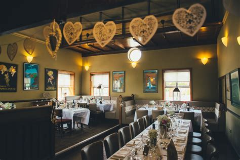 Karen and Paddy's Vintage Inspired Pub Wedding. By Nicola