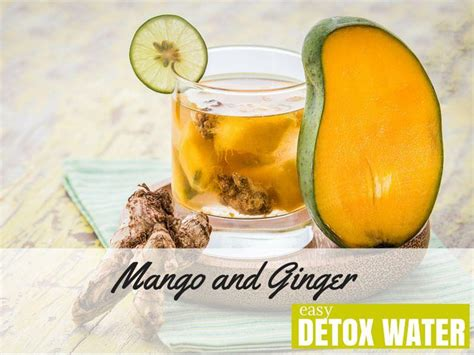 Mango And Lemon Detox Water by What Is Fruit Infused Water How Does It Help Lose Weight