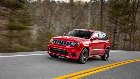 jeep hawk track official 2018 jeep grand trackhawk s