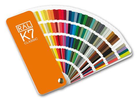 ral classic ral farben ral k7