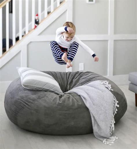 bean bag bed shark tank cordaroys convertible beanbag chairs shark tank products