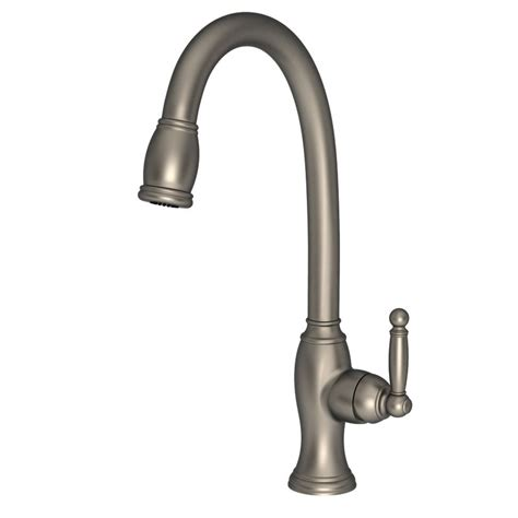 Newport Brass Kitchen Faucets Faucet 2510 5103 15a In Antique Nickel By Newport Brass