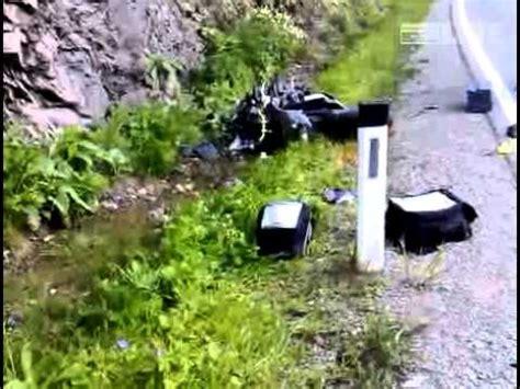Motorradunfall Samstag by Ein Unfall In Schr 246 Cken Forderte Am Samstag Zwei