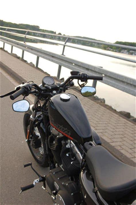 48 Ps Motorrad Genug by Harley Sportster 48 Testbericht