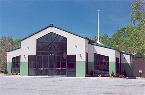 mega churches in north carolina