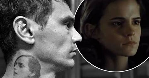 Emma Watson James Franco Movie | james franco gets emma watson tattoo to declare his love