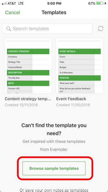 how to create a template in evernote how to quickly and easily build a swipe file using an