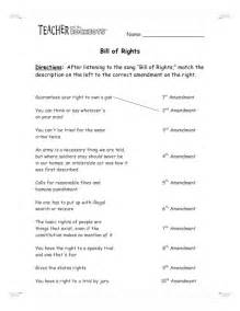 the bill of rights worksheet photos getadating