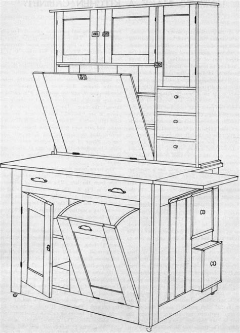 kitchen furniture plans how to build kitchen cabinets top of the line