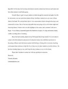 recommendation letter for college admission 2