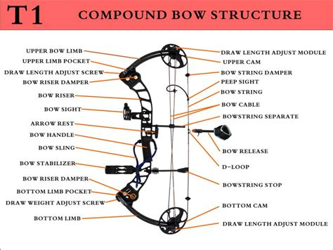 Compound Bow Topoint T1 Luxury Package topoint archery compound bow t1 luxury package buy