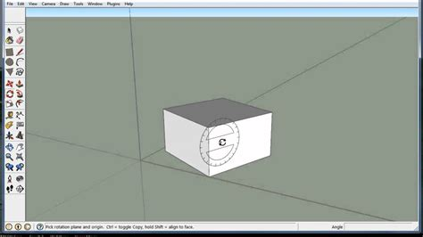 Sketchup Layout Rotate View | move and rotate tools in sketchup youtube
