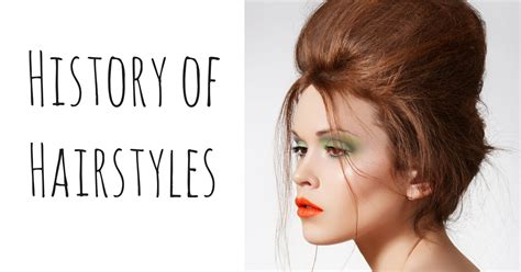 history behind hairstyles hair they are the origins of a few fad haircuts