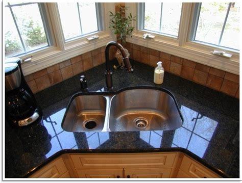 How To Choose A Kitchen Backsplash corner sink kitchen of save your space with corner kitchen