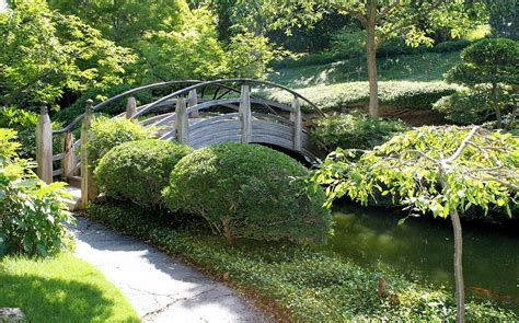 japanese garden bridge japanese garden bridge photograph by lynnette johns