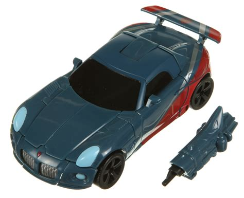 Transformers Magazine Rotf Universe Limited Edition deluxe class smokescreen transformers of the fallen rotf autobot