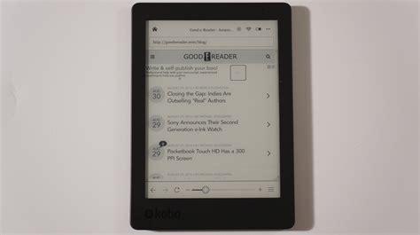 format ebook kobo aura kobo aura edition 2 review