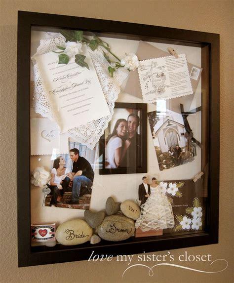 Wedding Shadow Box Ideas wedding shadow box farm wedding