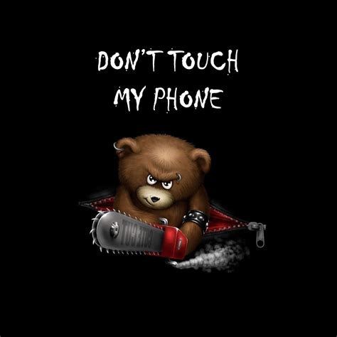 wallpaper for iphone don t touch my phone dont touch my ipad wallpaper 66 images