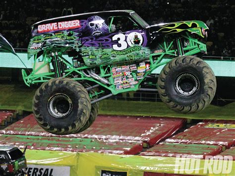 monster truck races monster jam hot rod network