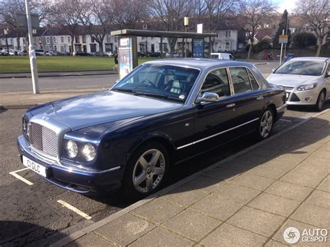 bentley arnage 2015 bentley arnage r 27 march 2015 autogespot
