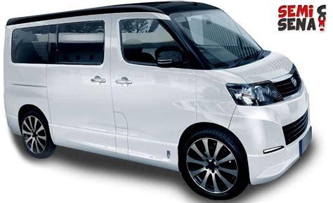 Lu Mobil Luxio Daihatsu Luxio