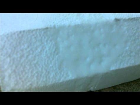 spray painting styrofoam spray paint melts styrofoam
