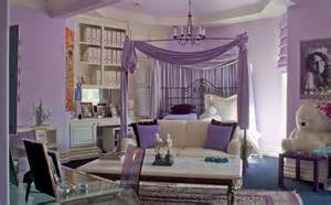 Purple Themed Bedroom Turning A Room Into A Princess Lair Cute Ideas For