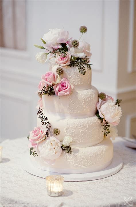 Wedding Cake Ideas by Lace Wedding Cakes Part 5 The Magazine