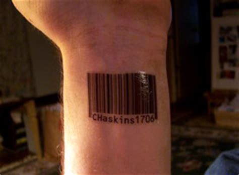 barcode tattoo on wrist video search engine at search com barcode tattoos and designs page 91
