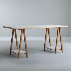 trestle desk buy house by lewis highbury trestle desk lewis