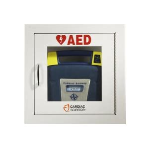 cardiac science aed cabinet cardiac science aed wall cabinet surface mount