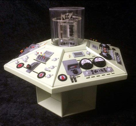 tardis console tardis console 1 6th scale model doctor who amino