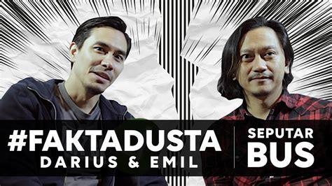 film night bus indonesia seberapa tau darius sinathrya emil heradi dari film