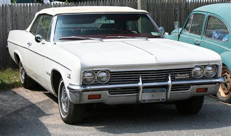 chevy impala ss wiki file white 1966 chevrolet impala ss convertible jpg